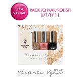 Pack iQ Nail Polish B/T/N°11