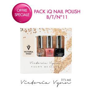 Pack iQ Nail Polish B/T/N°11