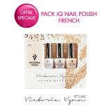 Pack iQ Nail Polish French