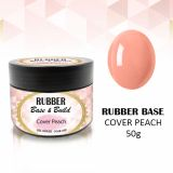 Rubber Base Cover Peach 50g