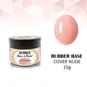 Rubber Base Cover Nude Pot 15g