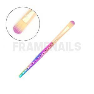 Pinceau Paillettes Rainbow