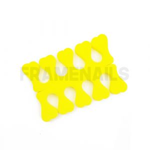 Ecarte Orteils Yellow (la paire)