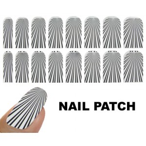 Nail Patch 126