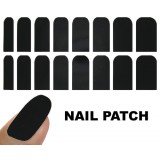 Nail Patch 153 black
