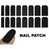 Nail Patch 153 black