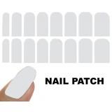 Nail Patch 151 silver