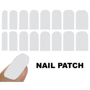 Nail Patch 151 silver