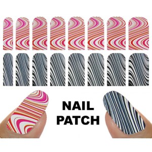 Nail Patch 132