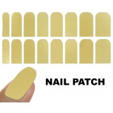 Nail Patch 152 gold
