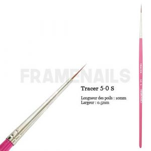 Pinceau Tracer 5/0 S