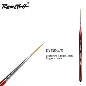 Roubloff Synthetic Liner DS43R-5/0