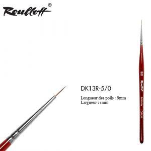 Roubloff Kolinsky Liner DK13R-5/0