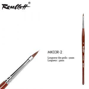 Roubloff Kolinsky Master Kapillar MK03R-2