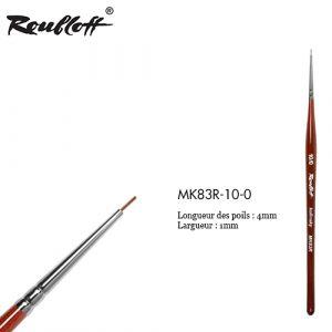 Roubloff Kolinsky Master Dots MK83R-10/0