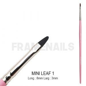 Pinceau Mini Leaf 1 Framenails