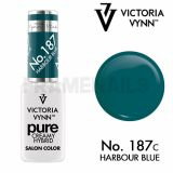 Pure Creamy 187 Harbour Blue