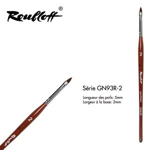 Roubloff Synthetic Petal GN93R-2