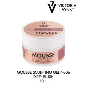 Mousse Sculpture Gel Dirty Blush 06 (50ml)