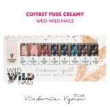 Coffret Pure Creamy Collection Wild Wild Nails (7+1 Offert)
