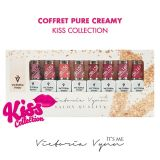 Coffret Pure Creamy N°4 Kiss Collection (7+1 Offert)