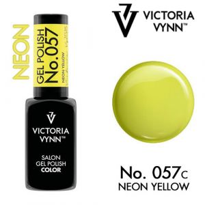 Gel Polish 57 Neon Yellow
