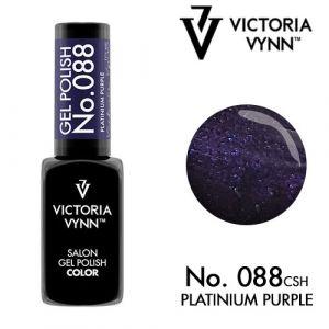 Gel Polish 88 Platinium Purple