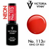 Gel Polish 113 King Of Red