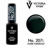 Gel Polish 207 Dark Emerald