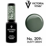 Gel Polish 209 Dusty Green