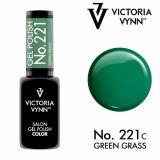 Gel Polish 221 Green Grass