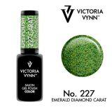 Gel Polish 227 Emerald Diamond Carat