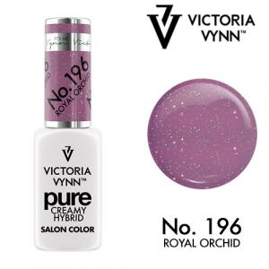 Pure Creamy 196 Royal Orchid