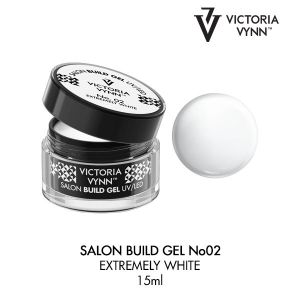 Build Gel Extremely White 02 15ml