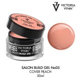 Build Gel Cover Peach 05  50ml