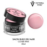 Build Gel Cover Pink 08 50ml