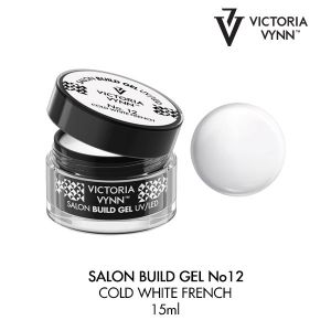 Build Gel Cold White French 12 15ml
