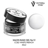 Build Gel Cold White French 12 50ml