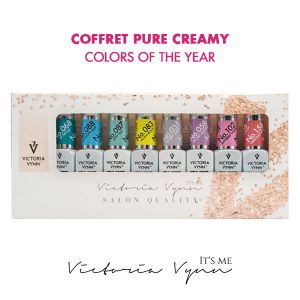 Coffret Pure Creamy Collection Colors Of The Year