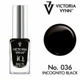 iQ Nail Polish N°36 Incognito Black
