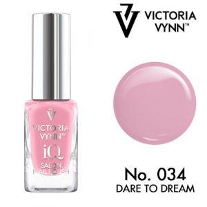 iQ Nail Polish N°34 Dare To Dream
