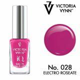 iQ Nail Polish N°28 Electro Roseate
