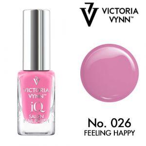 iQ Nail Polish N°26 Feeling Happy