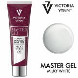 Master Gel Milky White 2 VV 60g