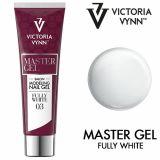 Master Gel Fully White 3 VV 60g