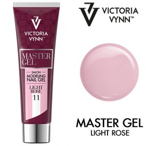 Master Gel Light Rose 11 VV 60g
