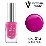 iQ Nail Polish N°14 Sheer Pink