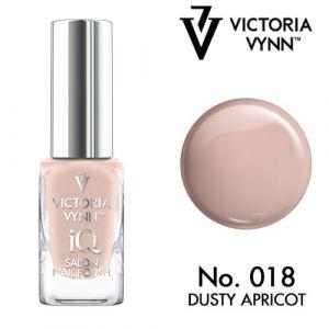 iQ Nail Polish N°18 Dusty Apricot