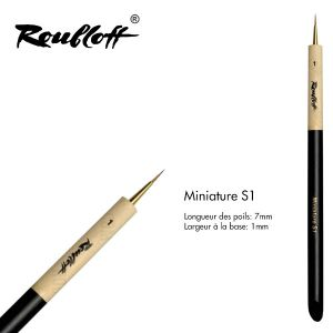 Roubloff Kolinsky Imitation Miniature S1