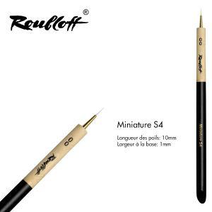 Roubloff Kolinsky Imitation Miniature S4
